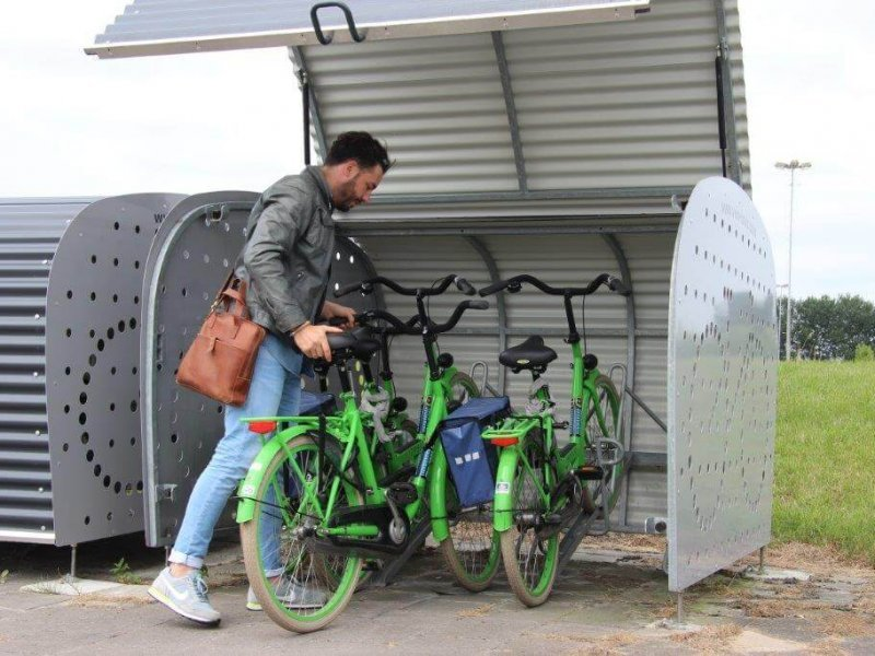 Park en Bike WTC