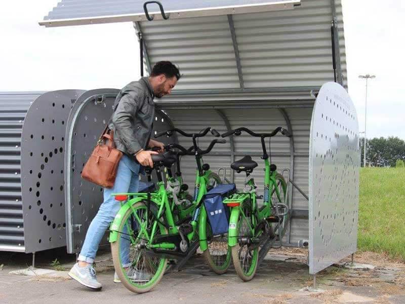 fiets-op-een
