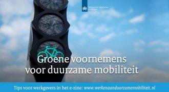 E-zine #5 Werken aan duurzame mobiliteit
