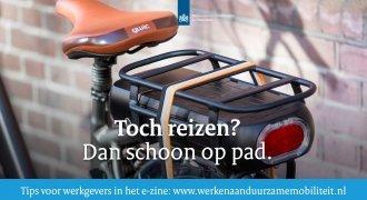 E-zine #6 Werken aan duurzame mobiliteit